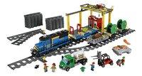 LEGO City 60052 Le train de marchandises-Avant