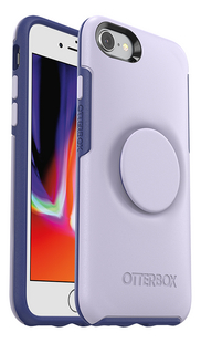 Otterbox Cover Otter + Pop Symmetry Series Case voor iPhone 7/8 Lilac Dusk-Artikeldetail