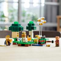 LEGO Minecraft 21165 De Bijenhouderij-Afbeelding 3