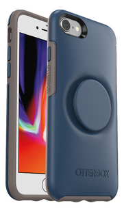 Otterbox Cover Otter + Pop Symmetry Series Case voor iPhone 7/8 Go To Blue-Artikeldetail
