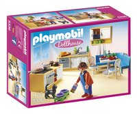 Playmobil Dollhouse 5336 Cuisine avec coin repas