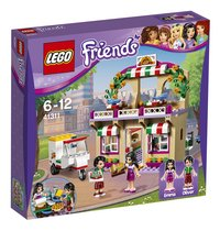 LEGO Friends 41311 La pizzeria d'Heartlake City-Côté gauche