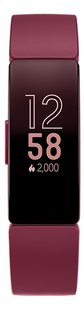 Fitbit capteur d'activité Inspire Sangria-Avant