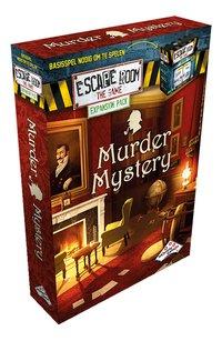 Escape Room The Game uitbreiding Murder Mistery-Linkerzijde