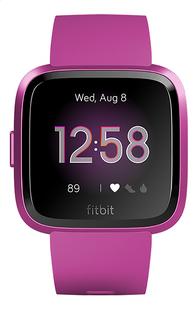 Fitbit smartwatch Versa lite braambesrood-Vooraanzicht