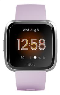Fitbit smartwatch Versa lite lila-Vooraanzicht