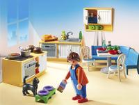 Playmobil Dollhouse 5336 Cuisine avec coin repas-Image 1