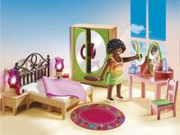 Playmobil Dollhouse 5309 Chambre d'adulte avec coiffeuse-Image 1