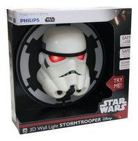 Lampe Star Wars Stormtrooper 3D Wall Light