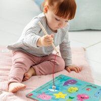 Goula puzzle magnétique Pêche-Image 3