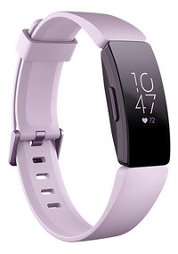 Fitbit activiteitsmeter Inspire HR lila-Linkerzijde