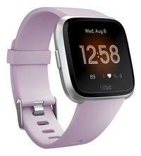Fitbit smartwatch Versa lite lila-Linkerzijde