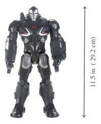 Hasbro actiefiguur Avengers Titan Hero Series War Machine-Artikeldetail