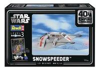 Revell Star Wars Snowspeeder 40th Anniversary /The Empire Strikes Back/-Avant