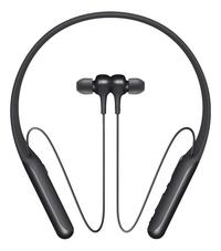 Sony Bluetooth oortelefoon WI-C600N zwart-Vooraanzicht