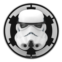 Lamp Star Wars Stormtrooper 3D Wall Light -commercieel beeld
