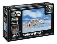 Revell Star Wars Snowspeeder 40th Anniversary /The Empire Strikes Back/-Côté gauche