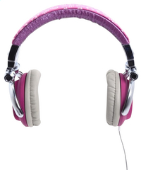 iDance casque Disco 300 rose