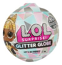 Minipopje L.O.L. Surprise! Glitter Globe Winter Disco-Vooraanzicht