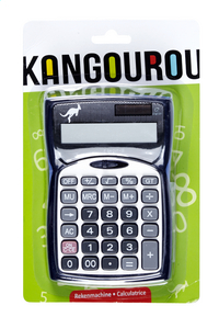 Kangourou rekenmachine Dual Power