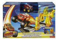 Fisher-Price set de jeu Blaze et les Monster Machines Light & Launch Hyper Loop