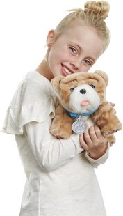 Peluche interactive Little Live Pets Rollie My Kissing Puppy-Image 1