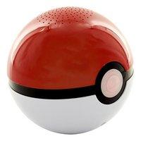 Bluetooth Luidspreker Pokémon Pokéball-Linkerzijde