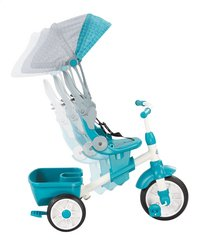 Little Tikes tricycle 4 en 1 Perfect Fit bleu-Détail de l'article