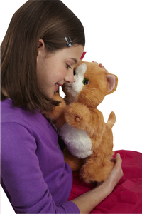 FurReal Friends peluche interactive Daisy-Image 2