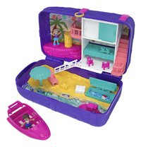 Polly Pocket speelset Hidden Places Beach Vibes Backpack rugzak-commercieel beeld