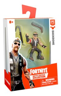 Figurine Fortnite Battle Royale Collection Backbone-Côté gauche
