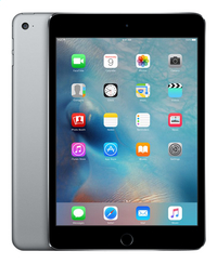 Apple iPad mini 4 Wi-Fi 128 GB spacegrijs