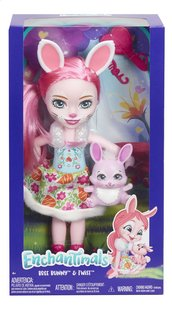 Enchantimals figuur 31 cm - Bree Bunny & Twist-Vooraanzicht