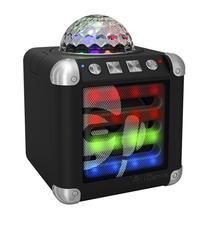 iDance haut-parleur Bluetooth BT speaker CM3 BK noir