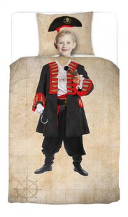 Day Dream housse de couette Pim Le Pirate coton 140 x 200 cm-commercieel beeld