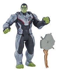 Hasbro actiefiguur Avengers Deluxe Team Suit Hulk-Vooraanzicht