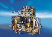 Playmobil Knights 6156 Coffre Pièce du trésor des chevaliers-Avant