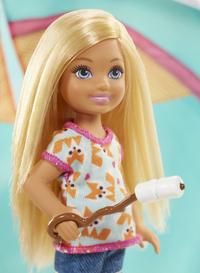 Barbie Camping Fun Tente-Image 1