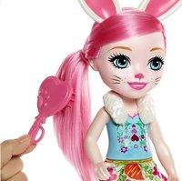 Enchantimals figuur 31 cm - Bree Bunny & Twist-Afbeelding 1