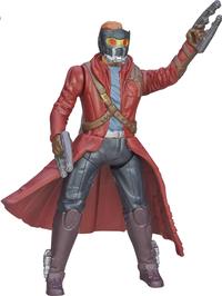 Figurine Les Gardiens de la Galaxie Peter Quill-Avant