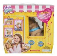 Peluche interactive Little Live Pets Rollie My Kissing Puppy-Arrière