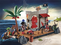 Playmobil 6146 SuperSet Îlot des pirates-Image 1