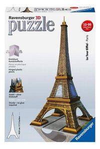 Ravensburger 3D-puzzel Eiffeltoren-Vooraanzicht