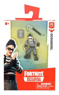 Figuur Fortnite Battle Royale Collection Scoundrel-Vooraanzicht