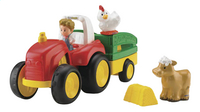 Fisher-Price Little People tractor Tow 'n Pull-Vooraanzicht