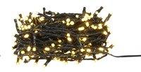 Guirlande lumineuse LED L 18 m blanc chaud-Détail de l'article
