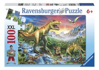 Ravensburger XXL puzzel Dinosaurussen-Vooraanzicht