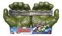 Set de jeu Avengers Hulk Poings Gamma pour agripper