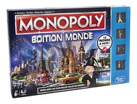 Monopoly Édition Monde-Côté gauche