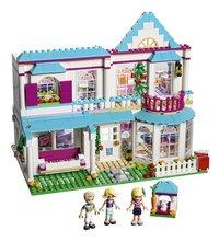 LEGO Friends 41314 La maison de Stéphanie-Avant